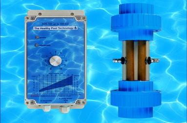 ионизация воды в бассейне