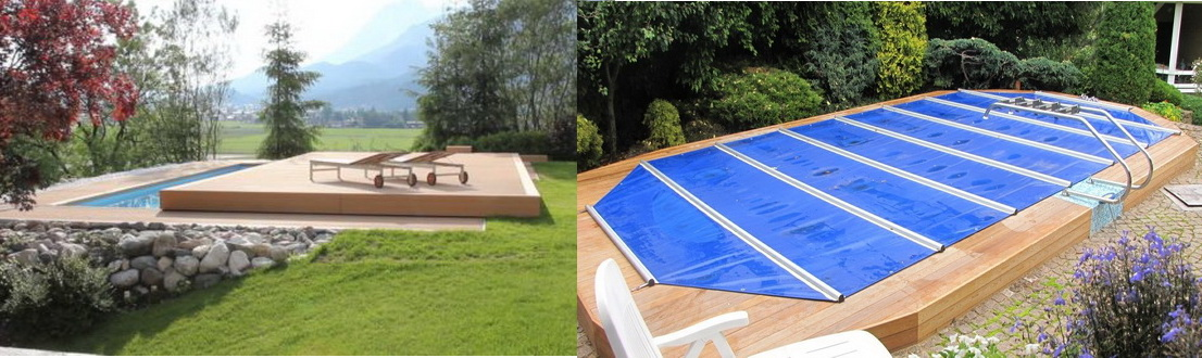покрытия для бассейна