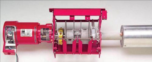гидравлический мотор автоматического покрытия для бассейна