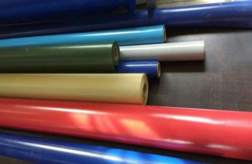 цвета ткани тента для бассейна